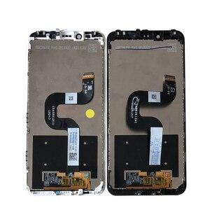 "Image 4 - Original M&Sen 5.99"" For Xiaomi Mi A2 MIA2 LCD Screen Display Touch Panel Digitizer With Frame For Mi 6X MI6X M6X Display+Tools"