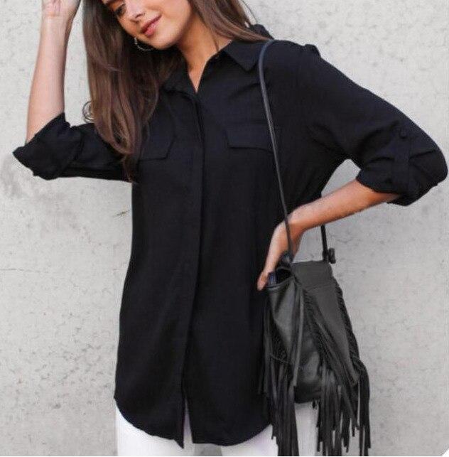New Pattern Shirt Stand Lead Both Pocket Long Sleeve Cardigan Easy Chiffon Jacket Maternity Clothes Plus Size Women Clothing