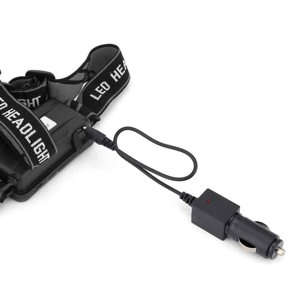 Portable Mobil Charger untuk LED T6 Q5 Senter Obor Lampu Depan Lampu