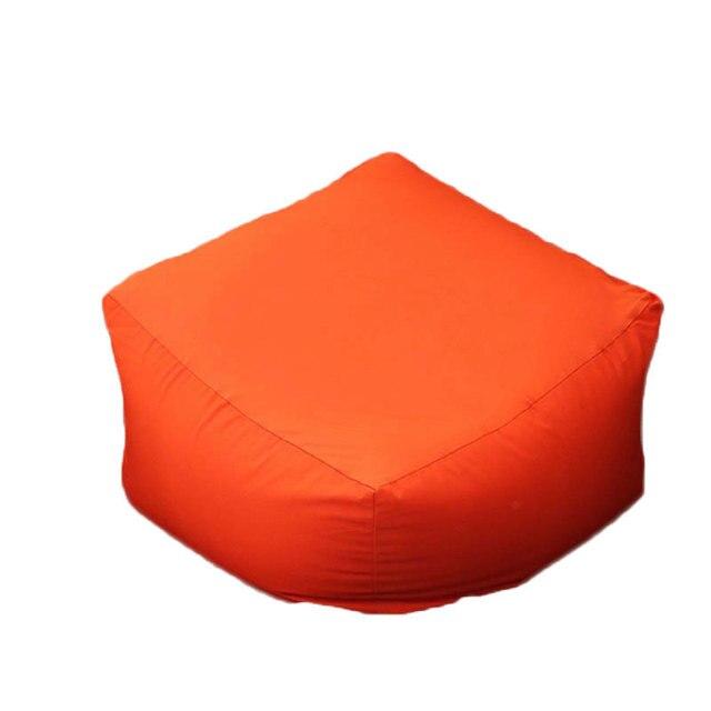 Puf Sandalyeler Poltrona De Assento Pufe Armut Koltuk Computador Crianças Cama de Solteiro Sofá Beanbag do Saco de Feijão Cadeira Cadeira Sopro Asiento