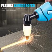 Geunine 220670 Powermax плазменное вихревое кольцо для 45А режущий фонарь расходные материалы для металлических рабочих ручных инструментов аксессуары