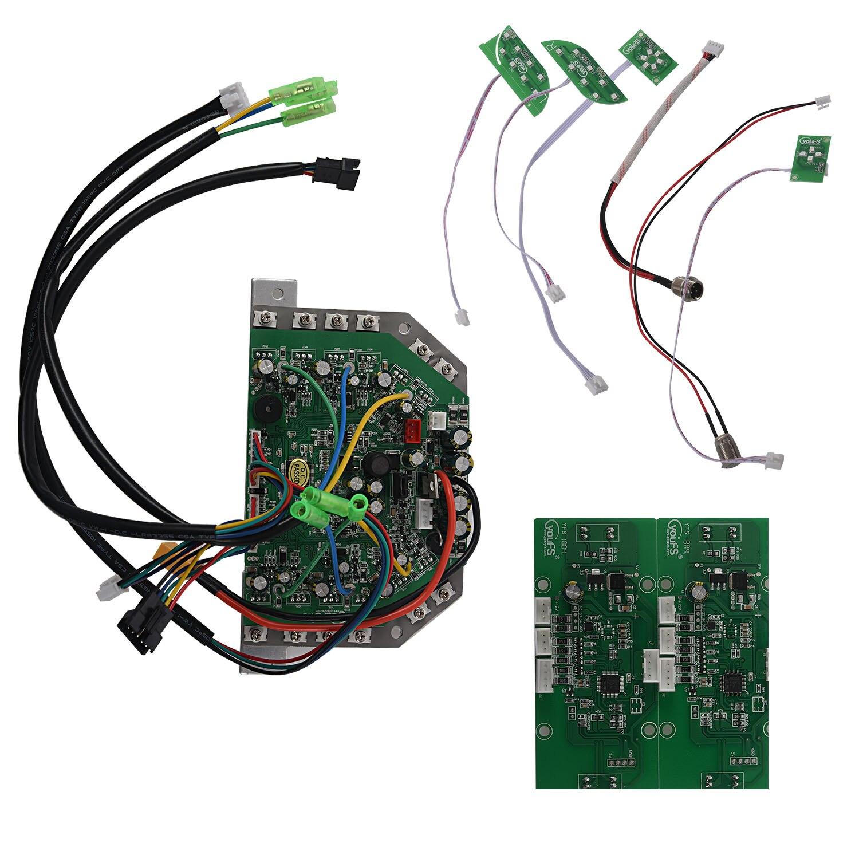 Super vender-DIY Motherboard Controlador Remoto Para Auto Equilíbrio Inteligente Scooter Hoverboard