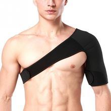 1 pièces Respirant Épaule Protection bandage élastique Supports D épaule  bande de kinésiologie sportive Unique 53e47afbd3b