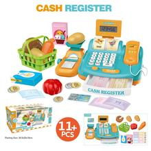Children's multi-function simulation cash register