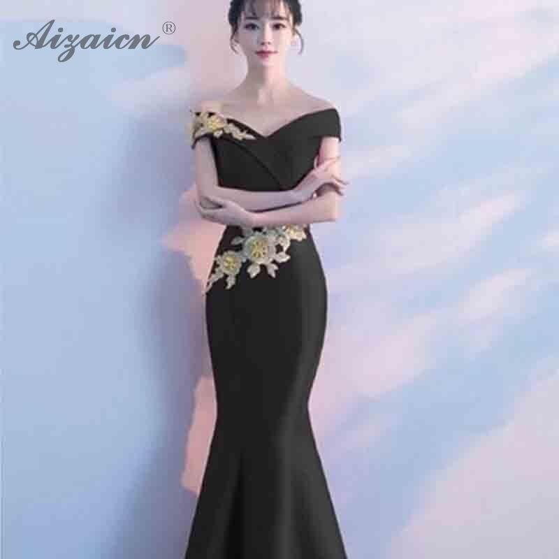 Fashion Crossing Strapless Embroidery Cheongsam Red Mermaid Tail Long Dresses Women Chinese Wedding Dress Robe Qi Pao Cotton