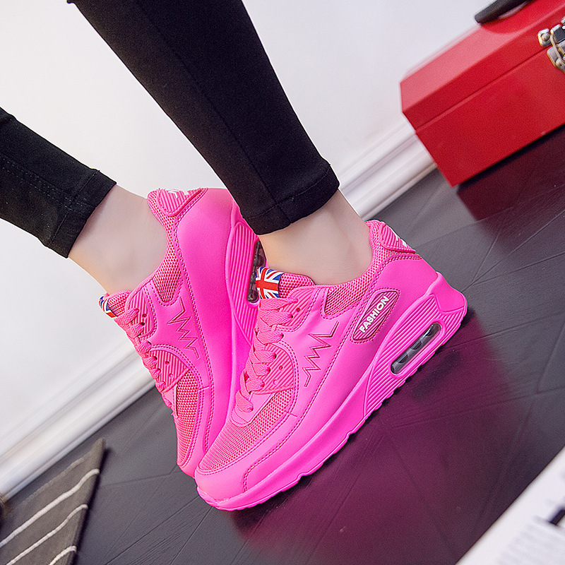 Pink Zapatillas Sneakers hei Yue black Tenis 2018 Plate Femmes Panier violet Femme White Coréenne White Meihong Sao Lace 268 268 268 Moonlight Powder national Graffiti Feminino Powder Country 268 Moon Chaussures colorful Fooraabo Mujer forme blue Green white Casual Mode max sao bai Blanc Up And White black Bxqp4wnIRa