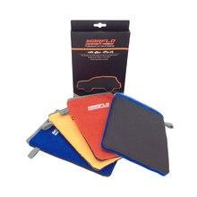 Автомобильная глиняная перчатка, перчатки для мытья поверхности, полотенце для мытья, марфло, глиняная ластик, рукавица для детализации и полировки автомобилей