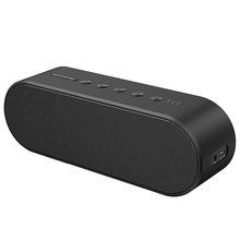 Portable Bluetooth Speaker With Dual Driver Loudspeaker HD Audio Outdoor Subwoofer Wireless Speakers With Mic 3.5mm AUX mifa outdoor bluetooth speaker rugged ipx4 waterproof speakers with powerful driver built in mic outdoor wireless speaker