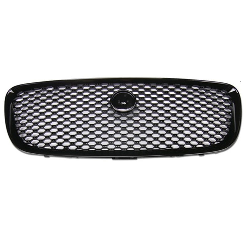 Automovil Styling Parts Decoration Protector Exterior Modified Accessory Car Accessories Racing Grills 16 17 18 FOR Jaguar XFL in Racing Grills from Automobiles Motorcycles