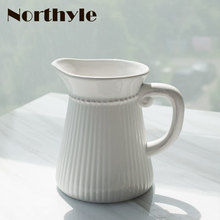 DH Europe white ceramic flower vase for centerpieces weddings plastic vases home decoration accerrories
