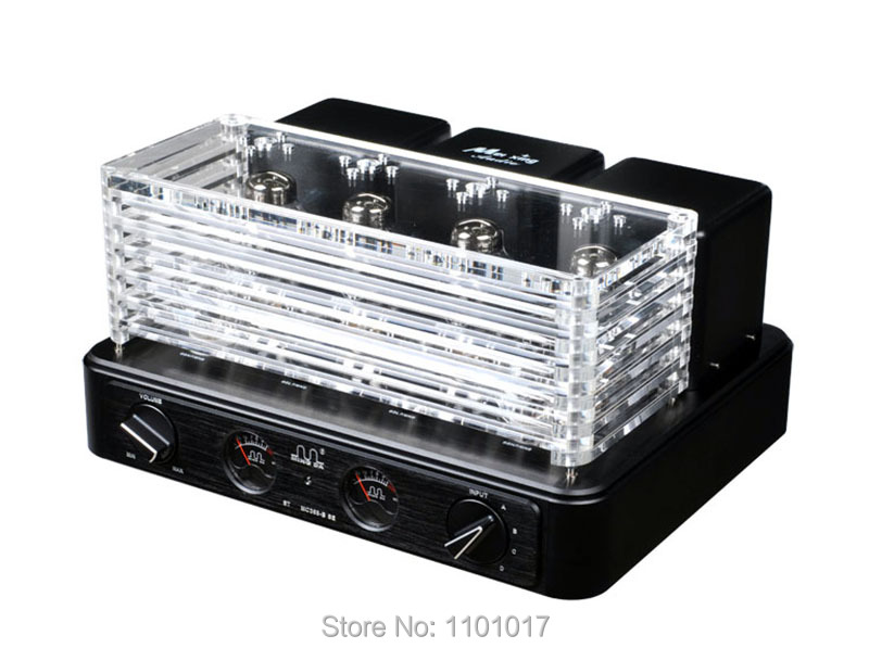 Meixing Mingda MC368 B90 KT90 Push Pull Tube Amp HIFI EXQUIS Integrated Lamp Amplifier Older Name MC368 BSE in Amplifier from Consumer Electronics