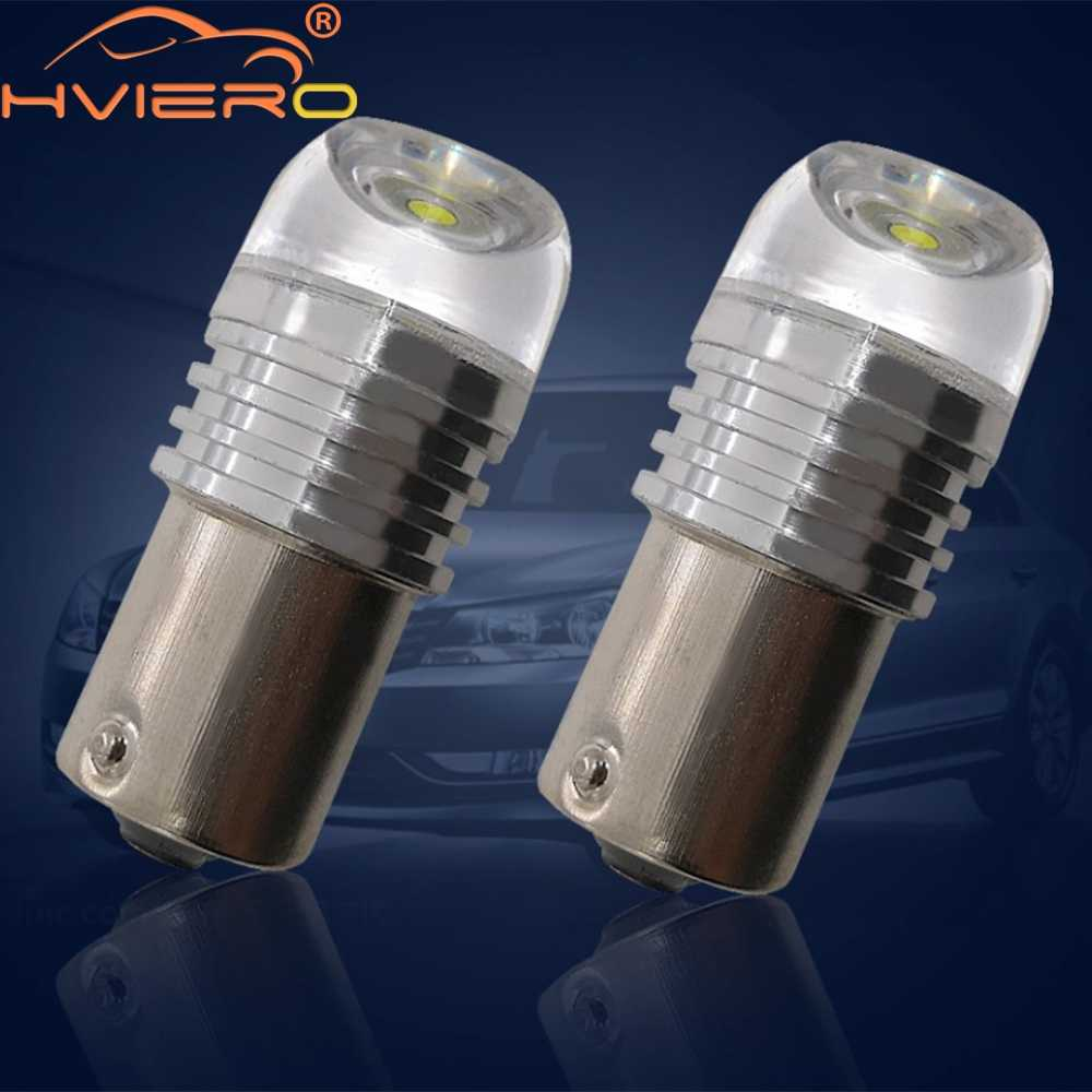 1156 BA15S P21W 1157 BAY15D Red White Strobe Lamp 5630 3SMD Super Bright LED Bulbs 12V Car Brake Turn Signal Tail Flashing Light