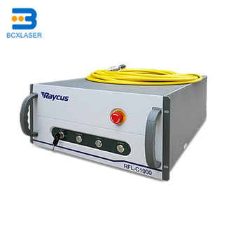цена на Raycus 500W 750W 1000W Fiber Laser Source for Cutting Machine