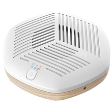 Removes Formaldehyde Deodorizing Germicidal Rechargeable Air Purifier