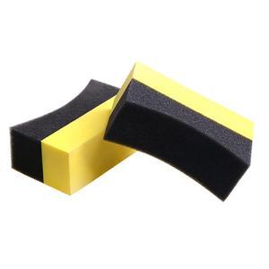 Image 3 - Professional 2PCS Multi functional Car Sponge Cleaning EVA Household Sponge Of Peak Performance Car Accessories