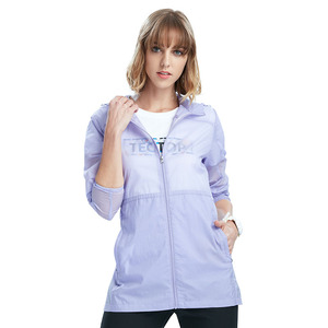 Summer Women Quick Dry Jackets