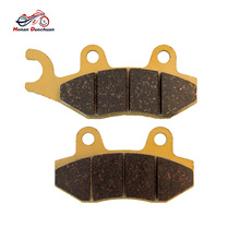 Motorcycle Brake Pad For HUSQVARNA CR/WR 125 250 360 TE 350 TC TE 610 92-94 Front Brake Pads Motorcycle Accessories