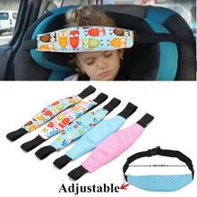 e3591616b Cinturón de seguridad para bebé con diseño de coche, cinturón de seguridad para  coche, soporte para la cabeza del sueño para niñ.