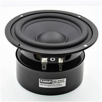 HIFIDIY LIVE HIFI 4.5 inch 4 Midbass Woofer speaker Unit 8OHM 80W Loudspeaker QA 4101F