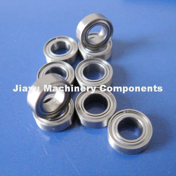 Free Shipping 10 PCS R156ZZ Bearings 3/16 X 5/16 X 1/8 Inch Ball Bearings RI-5632ZZ