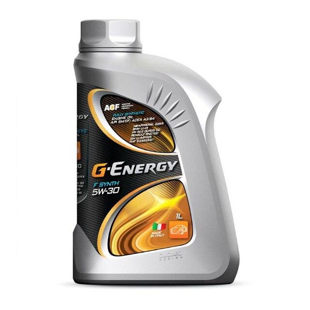 Масло моторное G-Energy F Synth 5W-30 1литр