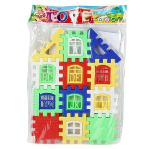 Image 5 - 24 個子育て開発家ビルディング · ブロック工事教育学習のビルディングブロックのおもちゃの子供のギフト