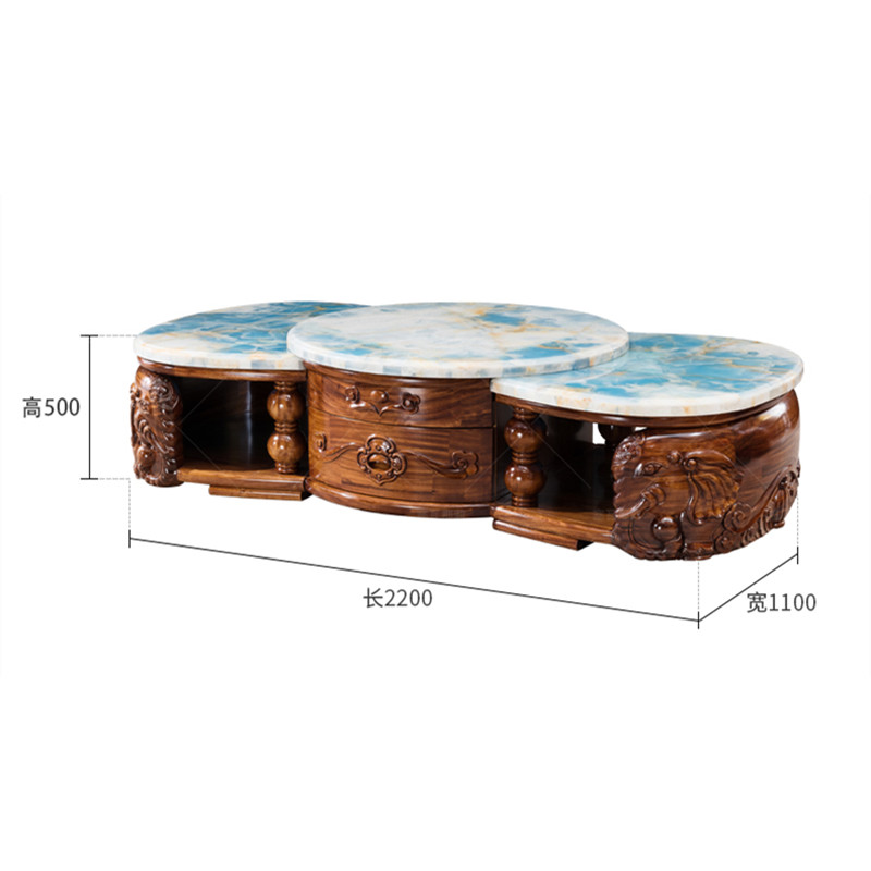 Us 16910 89 27 Off Coffee Tea Table Basse De Salon Minimalist Sehpa Masa Couchtisch Europe And America Wood Beistelltisch Nordic Furniture Wooden In