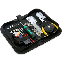 ammoon Guitar Repairing Maintenance Cleaning Tool Kit with String Acti