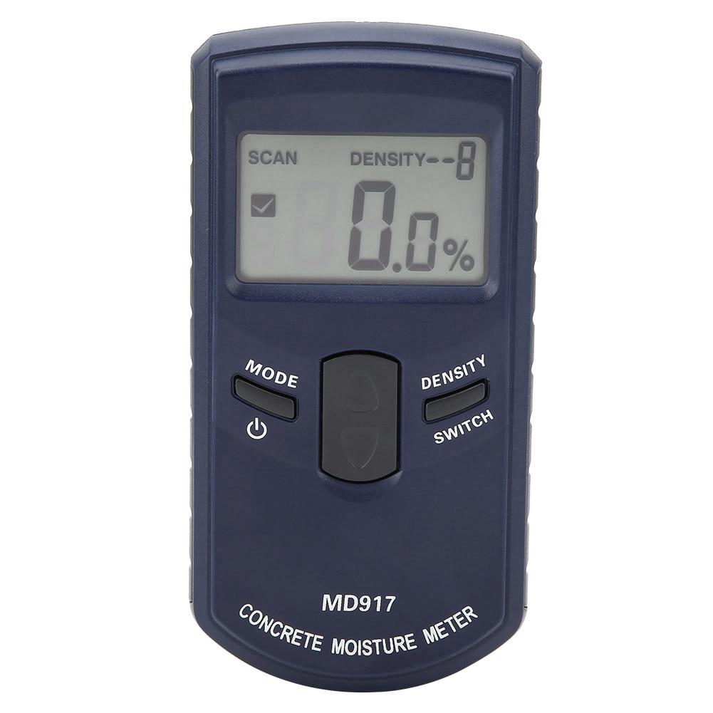 Wall Moisture Meter Digital Hygrometer Humidity Gauge Concrete Wall Moisture Meter Humidity Monitor 0-40 %