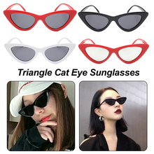 Vintage Sunglasses Sexy Ladies Cat Eye Women Glasses Female