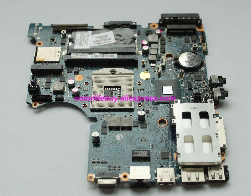 Image 5 - Genuine 599521 001 DASX6MB16E0 UMA DDR3 Laptop Motherboard Mainboard for HP 4320s Series NoteBook PC-in Laptop Motherboard from Computer & Office