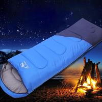 High Quality Portable Cotton Sleeping Bag Outdoor Camping Sleeping Bag Waterproof Travel By Walking Cotton Sleeping Bag