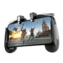 AK16 Gamepad Gaming Joystick for PUBG Controller L1R1 Trigger Free Fire Button Shooter for IOS Android Phone Game Accessories