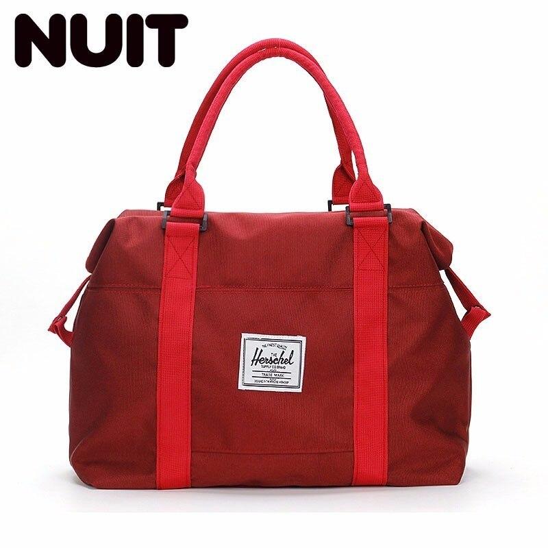 Sacs de voyage femme Oxford sac de voyage sac de transport sac de voyage femmes Designers grands sacs à main emballage Cubes Bagsmart