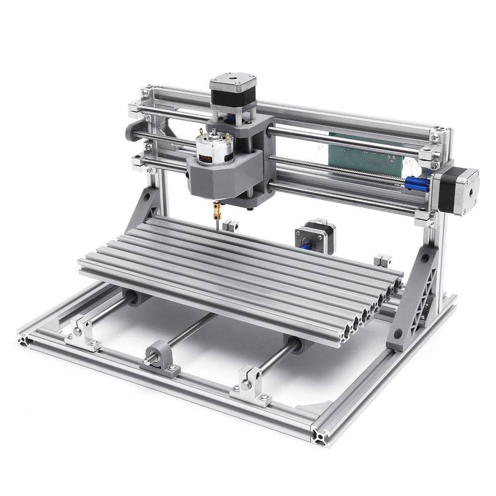 3018 3 axes Mini bricolage CNC routeur ER11 GRBL contrôle Standard broche moteur gravure sur bois fraiseuse graveur