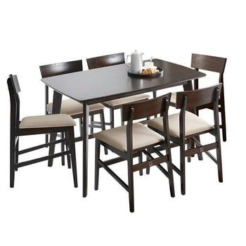Tafel Comedores Mueble un pesebre Moderne Sala Comedor Yemek Masasi  conjunto De madera De Tablo Comedor Mesa De Jantar Mesa De Comedor