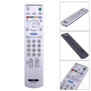 Image 2 - Evrensel TV uzaktan kumanda denetleyici yedek Sony TV için akıllı LCD LED RM ED007 RM GA008 RM YD028 RMED007 RM YD025 beyaz
