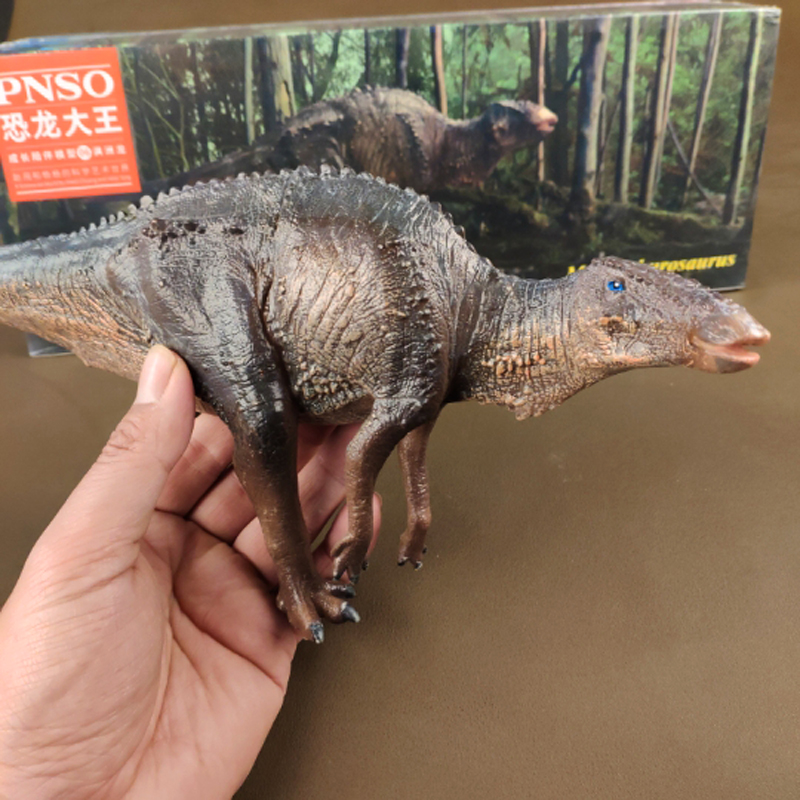 NEW 1:20 PNSO Jurassic Dinosaurs Mandschurosaurus Collection Model 37.5cm NEW 1:20 PNSO Jurassic Dinosaurs Mandschurosaurus Collection Model 37.5cm