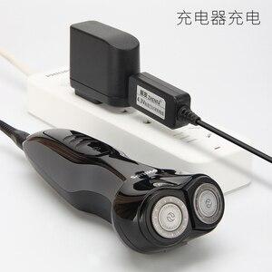 Image 5 - USB kabel z wtyczką A00390 Adapter elektryczny przewód zasilający ładowarka do obsługi Philips maszynki do golenia QG3320 QP2520 QP2530 QP2630 Pro QP6510 QP6520