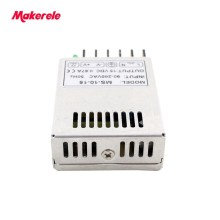 цена на CE Approved Mini Metal Case Power Supply MS-10-48 10W 0.25A 110V 220V AC To 48V DC Single Output Switching Power Supplies