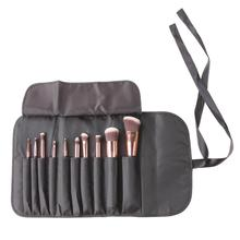 10pcs Makeup Brush Set Kits  Professional Cosmetic Contour Shadow Eyeliner Face Blush Powder Foundation Brush with Bag case 12 24pcs makeup brushes cosmetic tool kits professional eyeshadow powder eyeliner contour brush with case bag pincel maquiage
