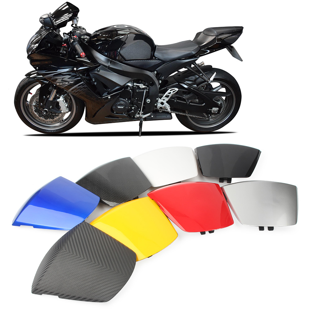 Motorbike Rear Pillion Passenger Cowl Seat Back Cover Fairing For Suzuki GSXR 600 750 2011 2012 2013 2014 2015 2016 2017 K11