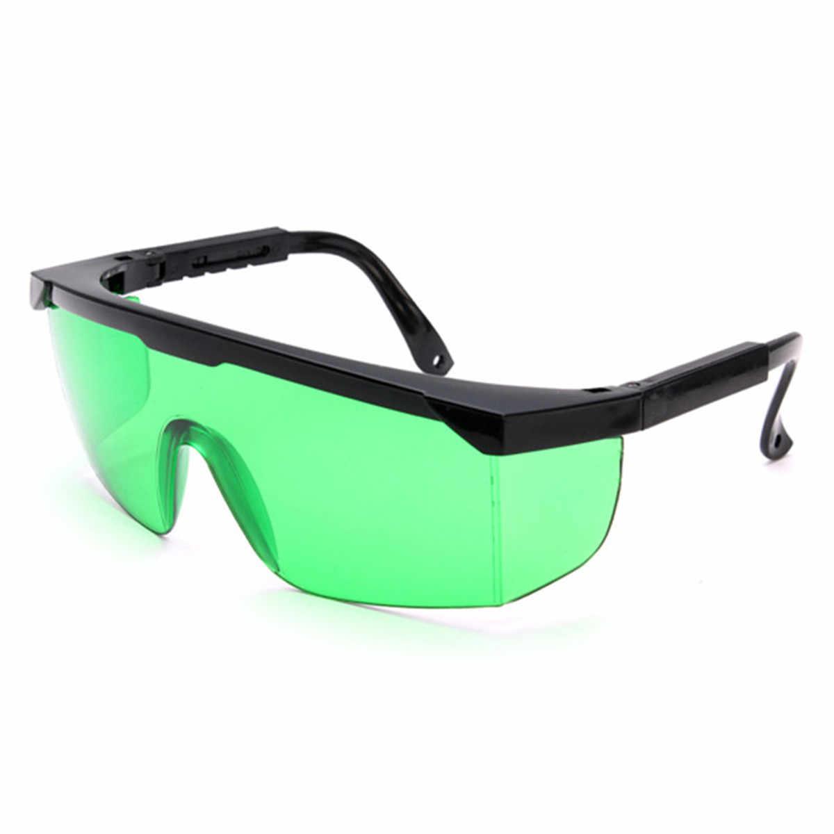 כחול-סגול לייזר משקפי בטיחות משקפיים מגן לייזר עבור 200-540nm כחול-לייזרים ויולט חריטת מכונת