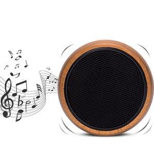 Image 5 - Lecteur en bois Portable sans fil Bluetooth haut parleur cadeau innovant stéréo Hd son musique Surround dispositifs suspendus Type ordinateur