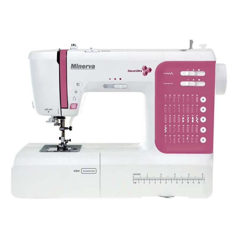 Sewing machine Minerva DecorUltra sewing machine minerva m832b