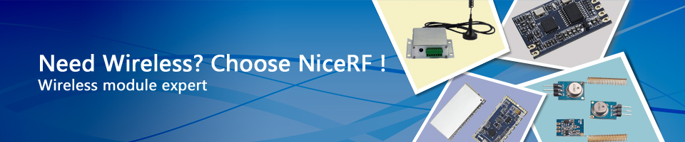 Last G-NiceRF 915MHz lora1276-C1 1