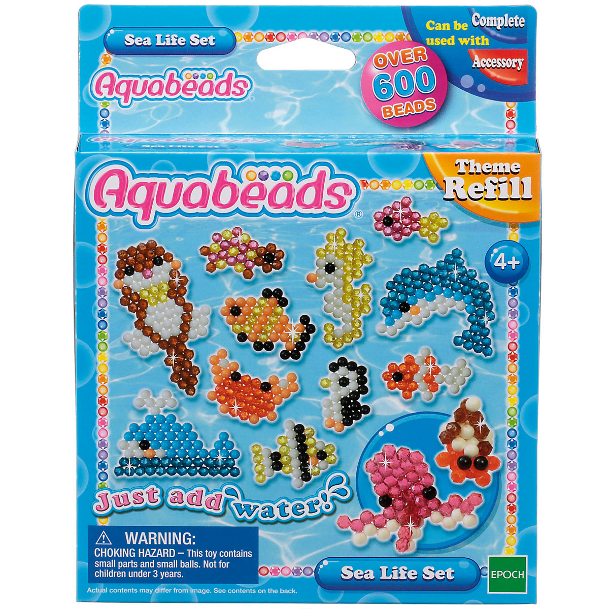 Aquabeads perles jouets 7236010 créativité couture pour enfants set enfants jouet hobbis Arts artisanat bricolage