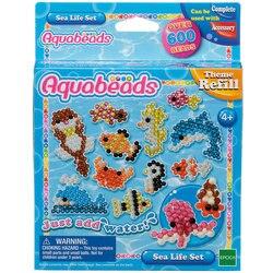 Contas Brinquedos Aquabeads 7236010 Criatividade hobbis Artes Ofícios needlework para crianças set crianças brinquedo DIY