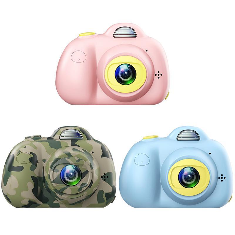 Jouets éducatifs pour enfants en bas âge caméra Photo enfants Mini appareil Photo numérique avec des cadeaux de photographie pour les plus de 3 ans - 2