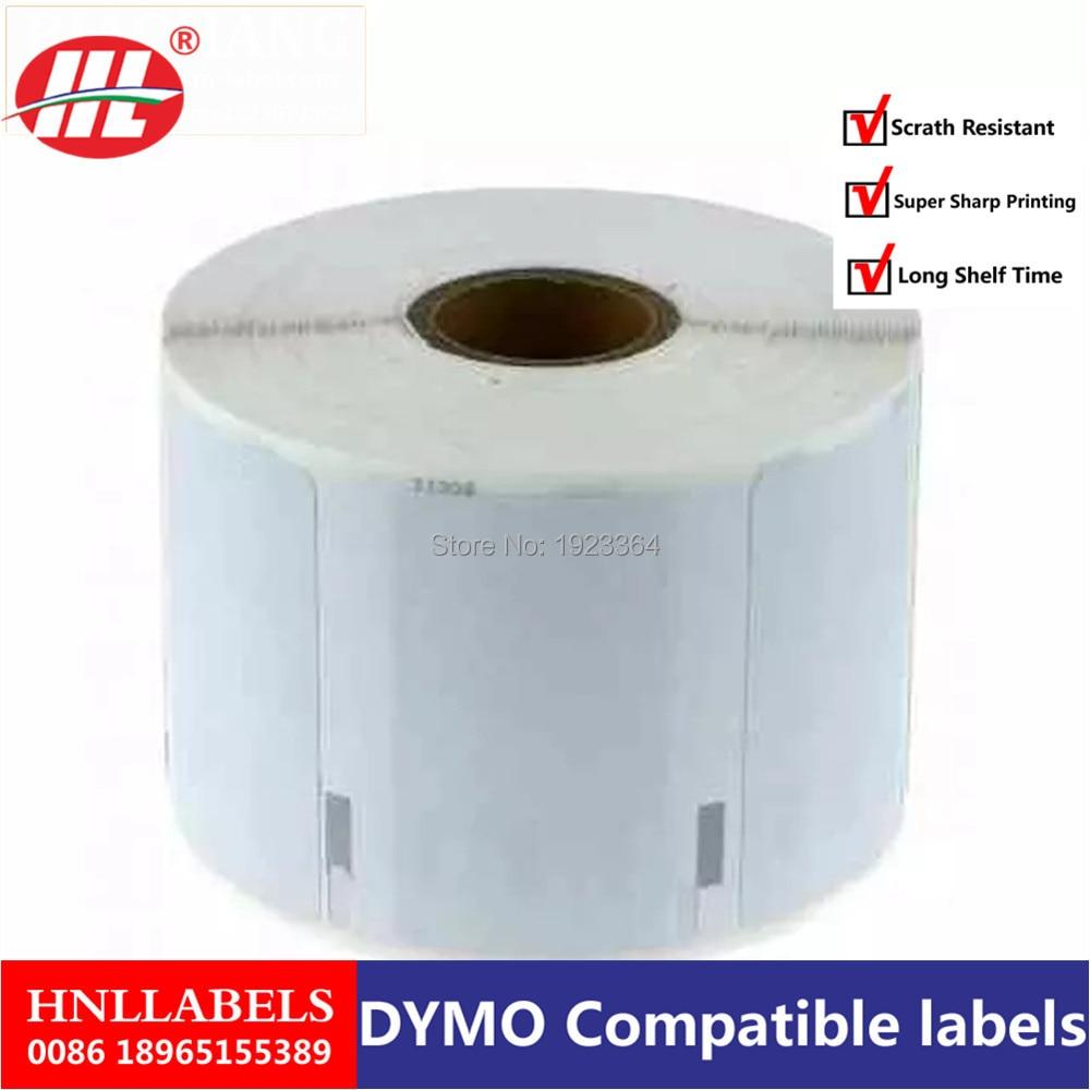 Dymo 11354 Label 57mm*32mm 1000Pcs Dymo Compatible For LabelWriter 400 450 450Turbo Printer Seiko SLP 440 450